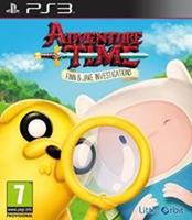 Little Orbit Adventure Time: Finn & Jake Investigations