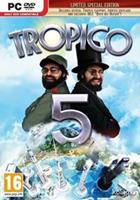 Kalypso Tropico 5 Day One Bonus Edition