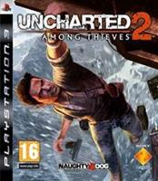 Sony Interactive Entertainment Uncharted 2 Among Thieves