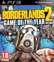 2K Games Borderlands 2 Game of the Year Edition