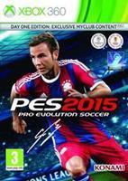 Konami Pro Evolution Soccer 2015