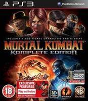 Warner Bros Mortal Kombat (Komplete Edition)