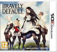 Square Enix Bravely Default