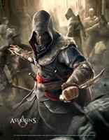 Gaya Entertainment Assassin's Creed Wallscroll - Fight Your Way