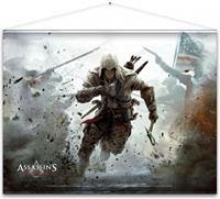 Gaya Entertainment Assassin's Creed Wallscroll - Connor
