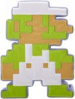 Jakks Pacific World of Nintendo 8-Bit Pluche - Luigi