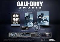 Activision Call of Duty Ghosts Hardened Edition