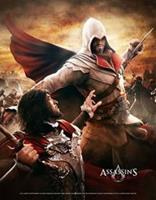 Gaya Entertainment Assassin's Creed Wallscroll - Death From Above