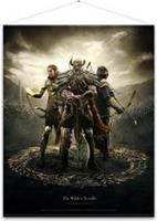 Gaya Entertainment The Elder Scrolls Online Wallscroll Legends