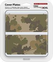 Nintendo Cover Plate NEW  3DS - Super Mario Camouflage