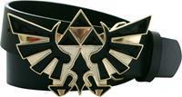 Bioworld Zelda Golden Logo Belt Buckle + Belt