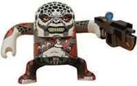 NECA Gears of War Locust Grenadier -Batsu-
