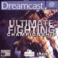Ubisoft Ultimate Fighting Championship
