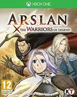 Tecmo Koei Arslan The Warriors of Legend