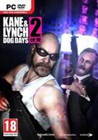 Square Enix Kane & Lynch 2 Dog Days