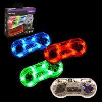 Retrolink SNES Style USB Controller (Blue/Red/Green LED)