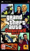 Rockstar Grand Theft Auto (GTA) China Town Wars