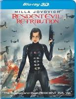 Sony Pictures Entertainment Resident Evil Retribution 3D