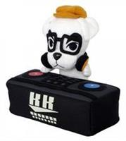 San-ei Co Animal Crossing Pluche - DJ K.K. Slider
