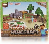 Mojang Minecraft Paper Craft Overworld Deluxe Pack