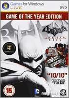 Warner Bros Batman Arkham City GOTY Edition