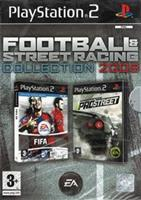 Electronic Arts Fifa 2008 + Need for Speed Pro Street