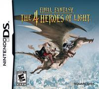 Square Enix Final Fantasy The 4 Heroes of Light