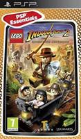 Lucas Arts Lego Indiana Jones 2 The Adventure Continues (essentials)
