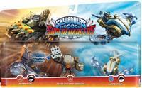 Activision Skylanders Superchargers Triple Pack - Shark Tank/Shark Shooter Terrafin/Jet Stream