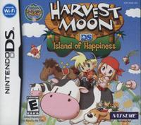 Natsume Harvest Moon DS Island of Happiness