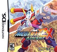 Capcom Megaman ZX Advent