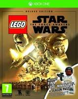 Warner Bros Lego Star Wars: The Force Awakens Deluxe Limited Edition (+ 2 Lego Minifigures en Season Pass)