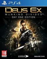 Square Enix Deus Ex Mankind Divided Day 1 Edition