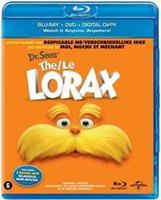 Universal Dr. Seuss' The Lorax (Blu-ray & DVD Combopack)