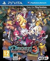 Disgaea 3 Absence of Detention