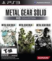 Konami Metal Gear Solid HD, PS3 PlayStation 3 video-game