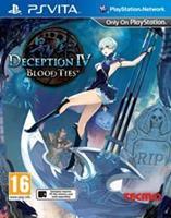 Tecmo Koei Deception IV Blood Ties