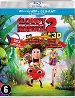 Cloudy With a Chance of Meatballs 2 (3D)