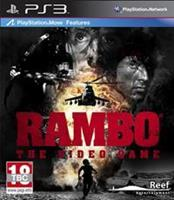 Reef Entertainment Rambo The Videogame