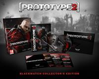 Activision Prototype 2 Blackwatch Collector's Edition