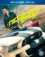 Need for Speed (3D & 2D Blu-ray)