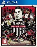 Square Enix Sleeping Dogs Definitive Edition