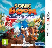 Nintendo Sonic Boom Shattered Crystal