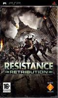 Sony Resistance Retribution
