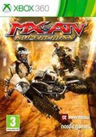 Nordic Games MX vs ATV: Supercross