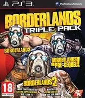 2K Games Borderlands Triple Pack