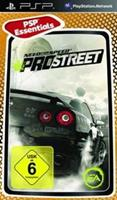 Need for Speed Pro Street (essentials)