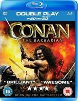 Dutch Filmworks Conan 3D (3D & 2D Blu-ray + DVD)
