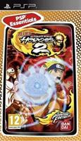 Naruto Ultimate Ninja Heroes 2 (essentials)