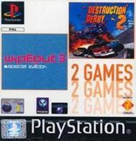 Sony Interactive Entertainment Wipeout 3 / Destruction Derby 2 (double pack)